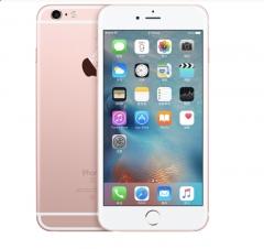 Certified Refurbished : iPhone 6S Plus 64GB+2GB- 5.5 Inch + fingerprint unlock 12MP + 7MP Smartphone rose gold(64g)