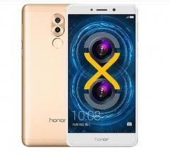 Refurbished phone HUAWEI HONOR PLAY 6X: 64GB ROM + 4 GB RAM, 5.5