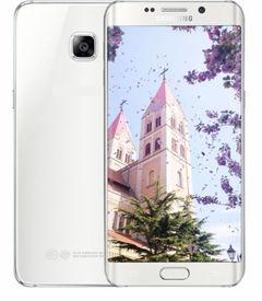 Refurbished Samsung Galaxy S6 Edge+ Smartphone 5.7''Inch 4GB+64GB s6 edge plus Dual SIM white 32GB