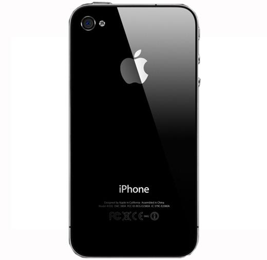 Refurbished Original iPhone 4S-3.5''screen 512M RAM+8GB / 16GB/32GB ROM Unlocked Smartphone 95% New black 32GB 13