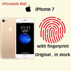 Refurbished Apple iPhone 7 IOS iPhone7 2GB +32GB /128GB ROM With fingerprint 4.7