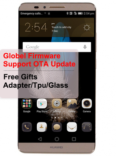 Global Firmware Refurbished  Huawei Mate7 Mate 7  Smartphone 2GB/3GB+16GB/32GB -6.0''Inch Dual SIM gold   3GB+32GB