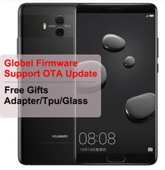 NEW Huawei Mate 10 Smartphone Dual  Camera 20MP 12MP 3D Curved Glass black 64GB