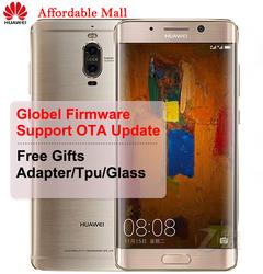 International Version  HuaWei Mate 9 Pro Refurbished Smartphone  4GB RAM 64GB ROM 20.0MP Dual SIM golden 64GB