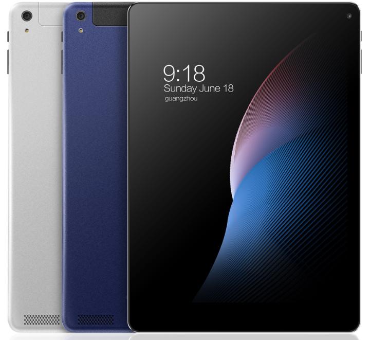 VOYO i8 4GB+64GB Phablet PC  ,MTK Helio X27, 9.7'' ,2048*1536, IPS  Android 8.0, LTE,Dual-WIFI blue case