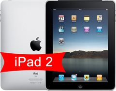 ipad 2 iPad2  9.7''Inch 16G 32G optional Wifi + 3G network tablet original refurbished 90% apple 16GB+WiFi Only