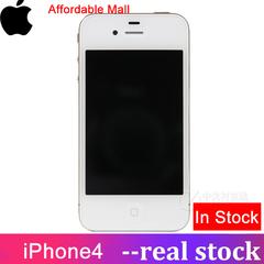 Refurbished  Apple iPhone 4 iPhone4  Smartphone Iphone 4  512M RAM  8GB/16GB ROM  unlocked white 8GB