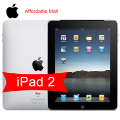 ipad 2 iPad2 iPad 2 9.7'' 16G 32G optional Wifi + 3G network tablet original refurbished 90%  apple 16gb+wifi only