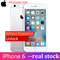 Refurbished Apple iPhone 6 iPhone6  Smartphone 16GB/64GB ROM- 4.7''Inch without fingerprint iphone silver 64gb