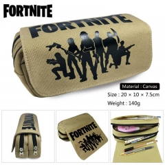 Fortnite Surrounding Student Stationery Backpack Fortress Night Pencil Case Fortress night01 one size