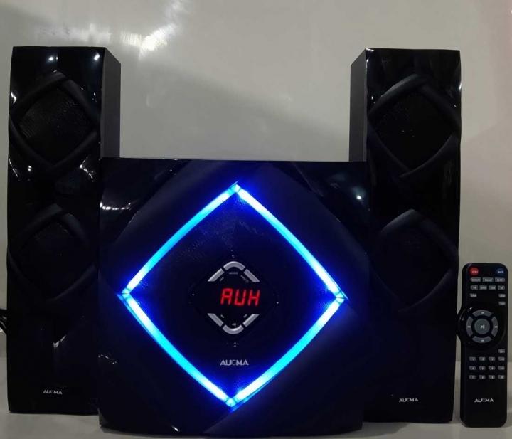 Aucma A02 BLUETOOTH 2.1 black 50w A02