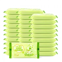 Baby Wipes Baby mouth hand wipes green 10pieces X 30packs