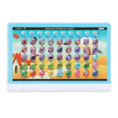Rechargeable Kids' Tablet Children Computer Learning Education Machine Toy Gift  Educational toys random normal