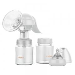 Nice Baby A Advanced Manual Breast Pump white 150ml