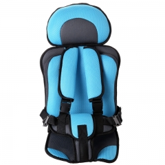 Nice Baby 1 Multi-function car cushion Safety seat Portable child safety seat blue 71*31cm