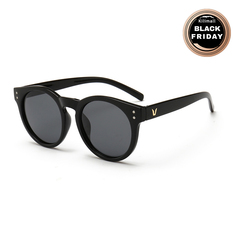 A stylish pair of silicone sunglasses can prevent ultraviolet light from harming your baby black one size