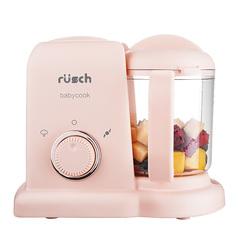 Baby Food Grinder  Multifunctional blender Make baby food quickly pink 23cm*14cm*20cm