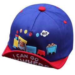 2019 new baby sun hat and baby cap Blue