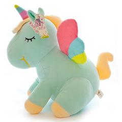 Baby plush toys The unicorn toys r us Kids toys Green 25cm