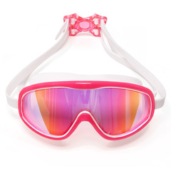 Nice Baby 1 Swimming Goggles Are Fog-proof, Waterproof, Uv-proof, Transparent And Colorful