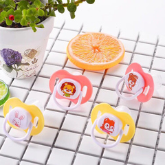 Nice Baby A Healthy 0-18Month Baby Soothing Pacifier Random Style 1 pacifier(5.5*3.8*4.9cm)