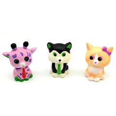 Nice Baby 3 Slow rebound simulation of cute cartoon animal stress relief toys