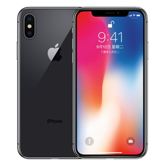 Original Apple iPhone X 64GB ROM 5.8'' 3GB RAM iOS A11 Dual Back Camera 4G LTE Unlock Gray