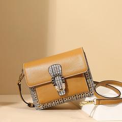 1 The High Quality Shoulder Bags Tote The Large Capacity Purse Satchel Women Messenger Hobo Bag Caramel 20*7*15cm