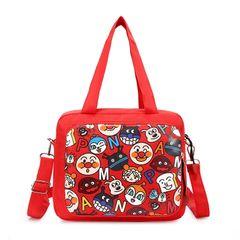 Fashion Mummy Maternity Nappy Bag Large Capacity Nappy Bag Travel Backpack Nursing Bag for Baby RED 23cm*20cm*14cm