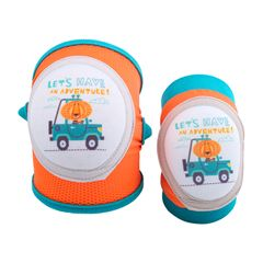0-18 Months babys Non-slip Baby Kneecap Summer Children's Cotton Knee Pad Baby Crawling Knee Pads #1 27cm*15cm