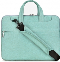 Laptop Bag 11.6 13.3 15.4inch Laptop Sleeve Cover Shoulder Carry Bag For Macbook Air Pro&Other Brand Cyan 11.6inch