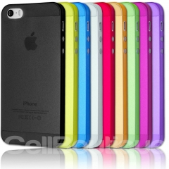 Ultra Slim Thin Case Cover For Apple iPhone 4s 5s 6s SE 5c 7 8 X Plus random normal