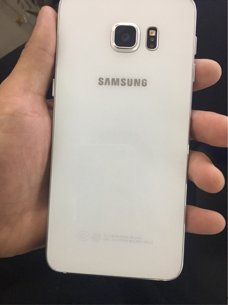 Samsung Galaxy S6 EDGE G925 16MP+5MP- 5.1Inch Curve screen +3 nuclear Certified product fingerprint silver 32gb 3