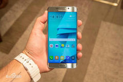 Samsung Galaxy S6 EDGE plus  16MP+5MP- 5.7Inch Curve screen +3 nuclear Certified product fingerprint white 32gb