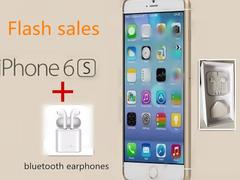 Apple iPhone 6S unlocked -12 MP+5MP- 4.7 Inch+4G network fingerprint Certified product with box gold 16gb unlocked no fingerprint