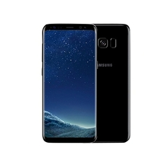 Samsung Galaxy s8 (2017 model) 5.8 Inch Single SIM Card 64G Smart Phone 8+12MP G950U black 64G