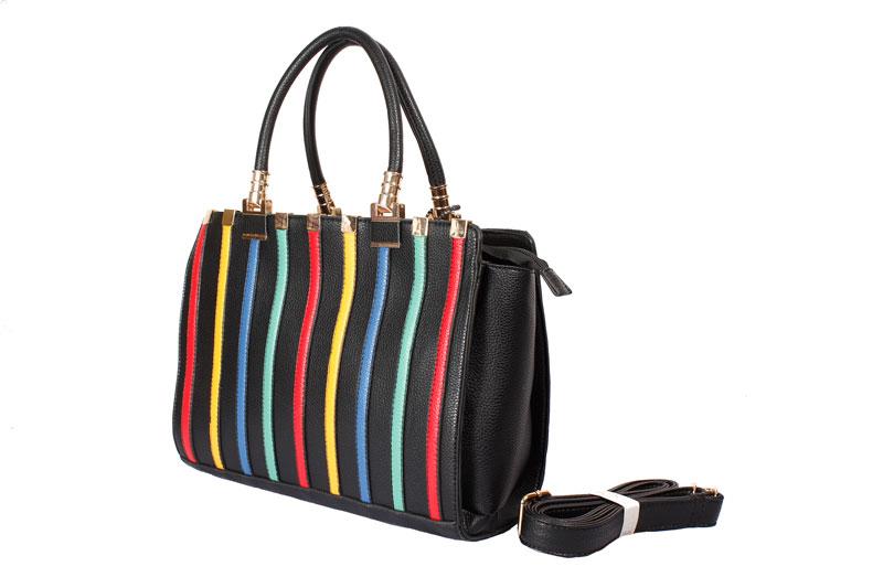 e9d1d2074d7f BLACK LORIS JOVINO HAND BAG Muiticoloured  Product No  8955. Item  specifics  Brand