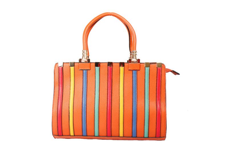 417b978a407b BROWN LORIS JOVINO HAND BAG Muiticoloured  Product No  8956. Item  specifics  Brand
