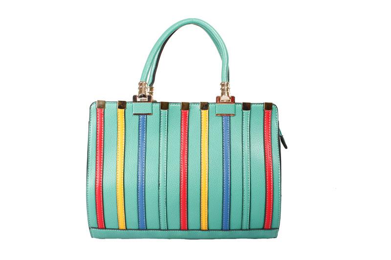 3d9cc09958ac GREEN LORIS JOVINO HAND BAG Muiticoloured  Product No  8957. Item  specifics  Brand