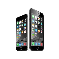 IPhone 6 Plus -16GB+1GB -5.5Inch-8MP Fingerprint Smartphone - Space Grey
