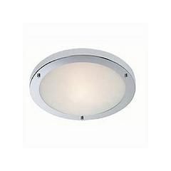 TRINITY Trinity Satin Chrome Effect Ceiling Light Fixings supplied n\a n\a n\a
