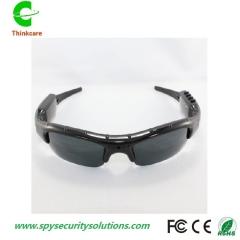 secret mini hidden spy camera glasses eyewear dvr video recorder camcorder with audio black 16gb