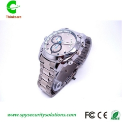 waterproof wrist hidden spy watch camera night vision hd 1920*1080P mini nanny dv camdorder DVR one color 8gb