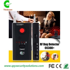 cc308 wireless camera radio wave signal spy bug detector professional detect wifi RF singal one color one size
