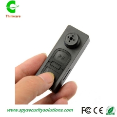 mini shirt hidden spy button camera cctv pinhole secret micro s918 button size camera price one color 32gb