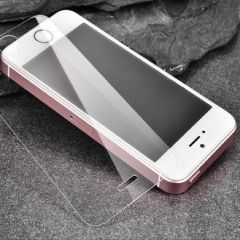 iphone4/4s/5/5s/se/6/6s Steel film anti-blue ray diamond protective film Gift lucency iphone5/5s white one size
