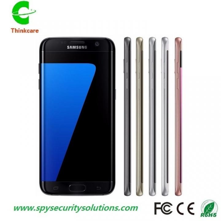 Refurbished Samsung Galaxy S7 Edge 32GB ROM 4GB RAM Smartphone 4G LTE NFC 12.0 MP s7 edge mobile silver