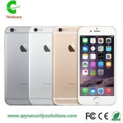 refurbished phone apple iphone 6 64GB+1GB 8MP 4.7 inch mobile with fingerprint iphone6 unlocked silver