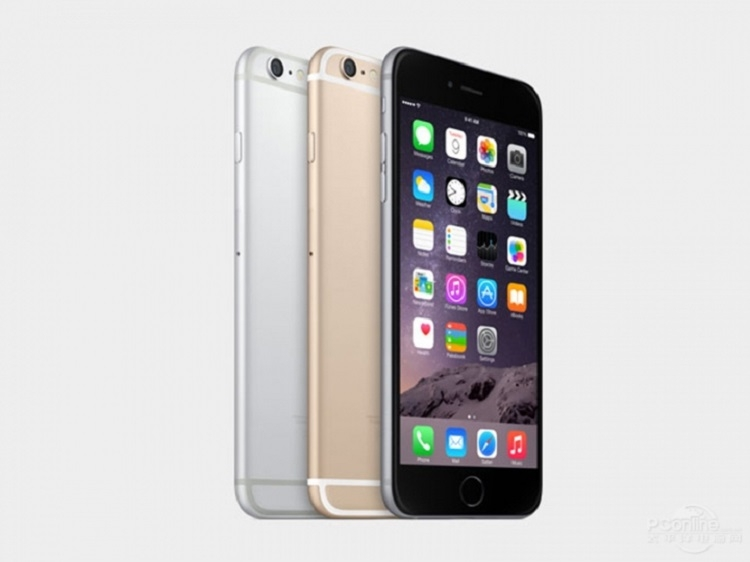 refurbished phone apple iphone 6 64GB +1GB with fingerprint 8MP 4.7 inch mobile iphone6 unlocked silver 1