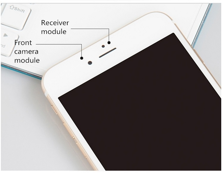refurbished phone apple iphone 6 64GB +1GB with fingerprint 8MP 4.7 inch mobile iphone6 unlocked silver 4